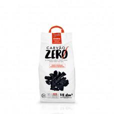 Saco Carvão Zero 15dm³